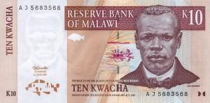 Kwacha van Malawi