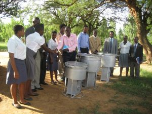 Donation of Rocket Stoves at Bolero (4) (Large)
